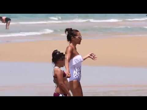 Paula Echevarría, un verano volcado en Daniella thumbnail