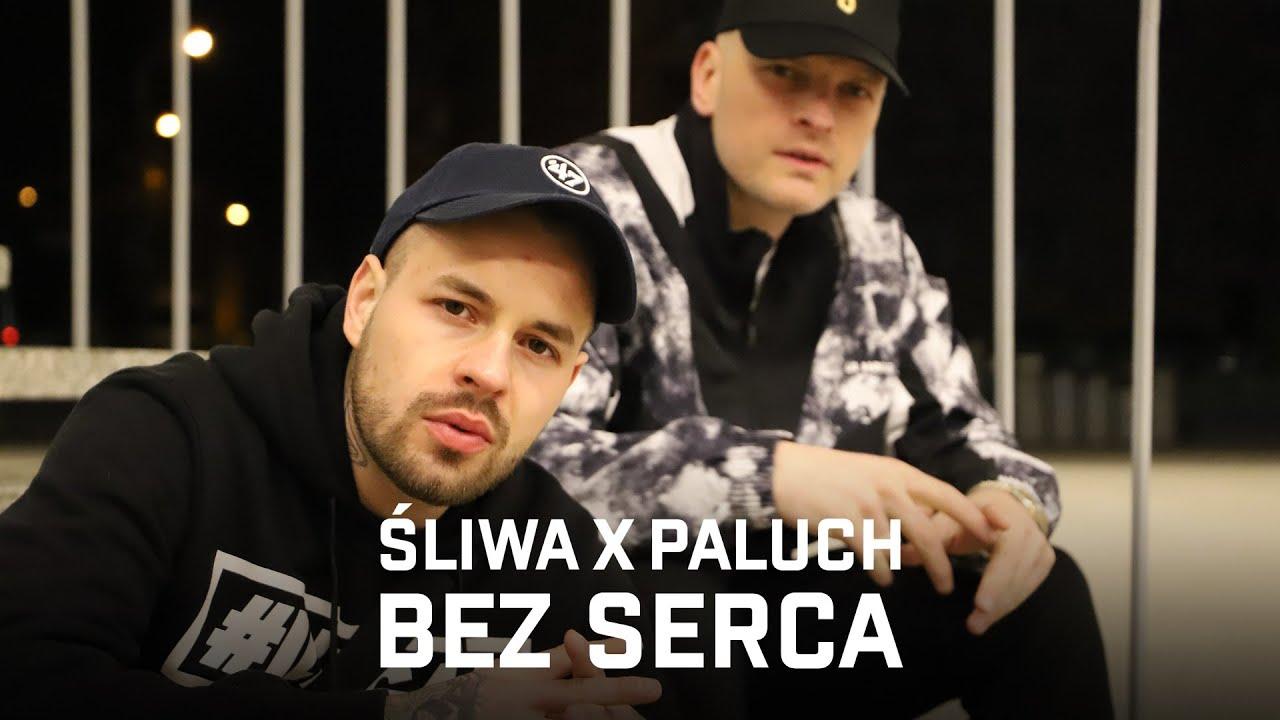 Śliwa ft. Paluch - Bez serca (prod. SHDOW)