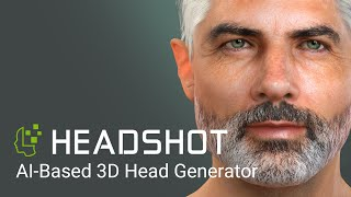 Headshot Plugin - AI-Powered Digital Double Creation for Character Creator 3