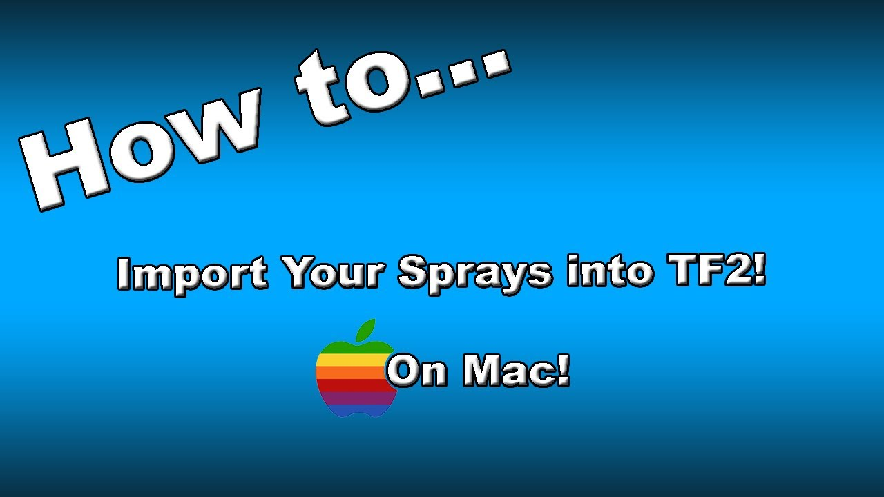 How to make a distance fading spray