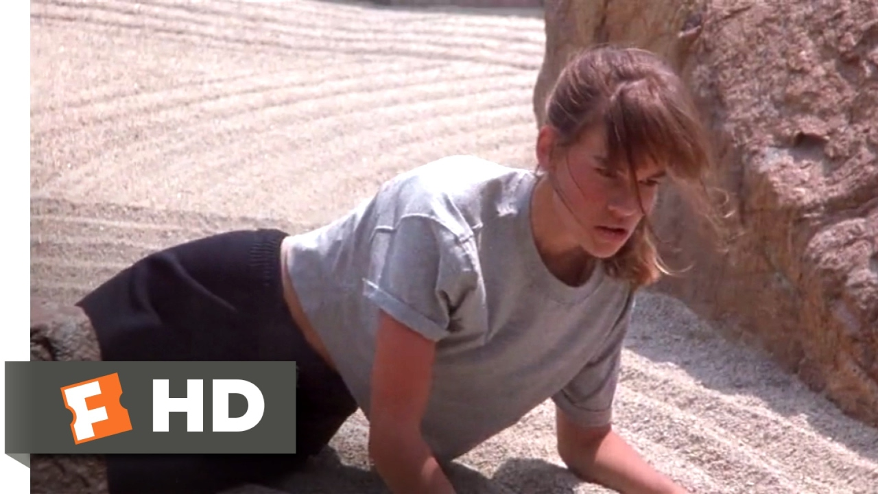 Download The Next Karate Kid (1994) - The Sacred Garden Scene (3/10) | Movieclips