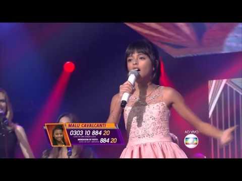 Iris Pereira canta 'Mercy' no The Voice Kids - Shows ao Vivo | Temporada 1