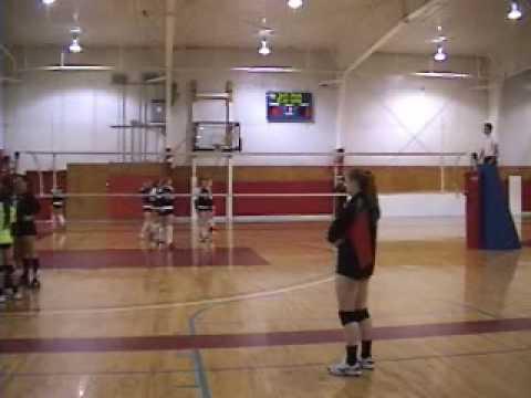 Lauren #5 SMASH 17's vs HARDROCK 18's NERVA I January 2010 Part .wmv