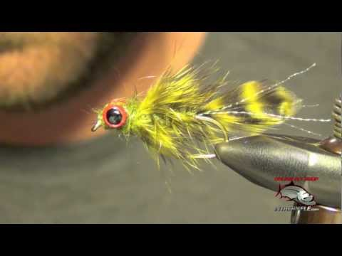 Nearnuff Sculpin Fly Tying Instructions And Tutorial