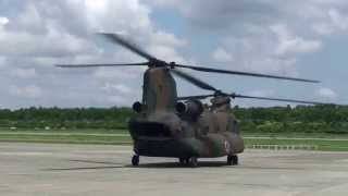 CH-47JA:高遊原