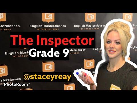 The Inspector Grade 9 analysis