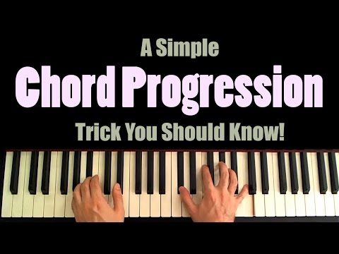 A Simple Chord Progression Trick You Should Know