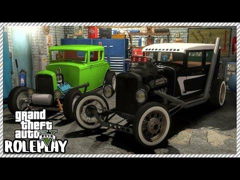 GTA 5 Roleplay - Hot Rod Lost Control 'HUGE' Car Crash | RedlineRP #646