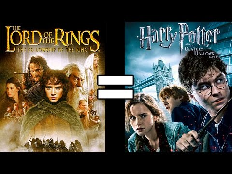 30 Reasons The Lord of the Rings & Harry Potter Are The Same Movie feat. Hermione Granger
