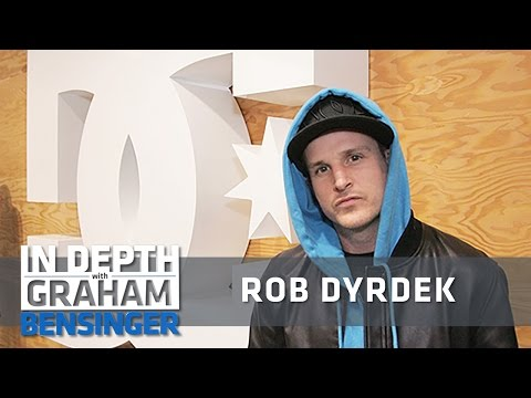 Rob Dyrdek: I was forced to stop designing shoes