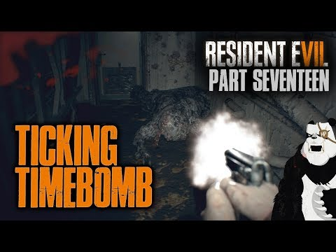 TICKING TIMEBOMB [#17] Resident Evil 7 with HybridPanda