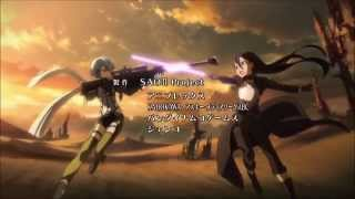 "[Sword Art Online II] ""Ignite"" opening - English Dub (Sapphire Cover)"