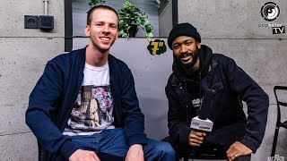 "Lute (Dreamville) - in-depth interview on Still Slummin', J. Cole, J Dilla, ""West1996"" Trilogy!"