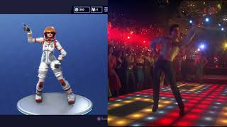 Fortnite Dance Fever in Real life