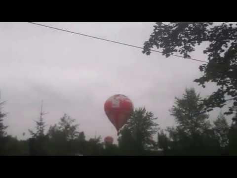 Воздушные шары...(аэростаты)