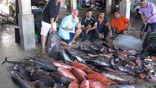 Fishing the Burma Banks in the Andaman Sea 2015