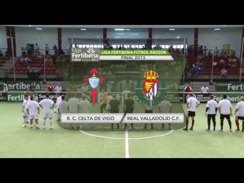 FINAL LIGA FERTIBERIA: CELTA DE VIGO - REAL VALLADOLID (28/6/2013)