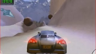 Glacier Racer: Rare Racing/Driving Games