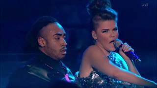 The FINAL: Saara Aalto SMASHES Her Final Solo Act | The Final | The X Factor UK 2016