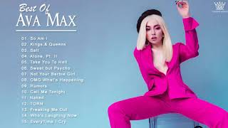 AvaMax Greatest hits Full Ablum 2021 - Best Songs Of Avamax 2021