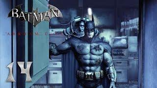 Batman Arkham City Walkthrough Part 14 No Commentary [HD 1080P]
