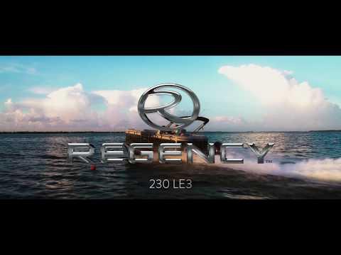 Regency 230 LE3 video
