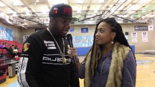 Camille Jay Interviews rapper Murda Mook