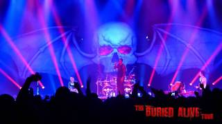Avenged Sevenfold - Welcome To The Family - Live @ Buried Alive Tour, Ft. Wayne, Indiana 11/30/2011