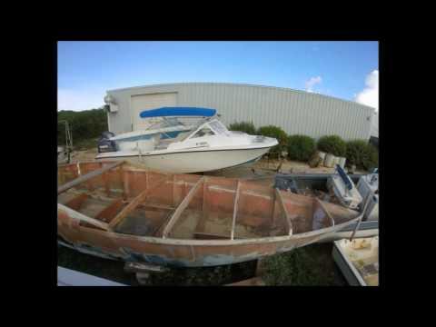 Best boat rebuild
