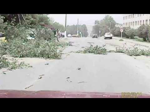 ураган в Плавске