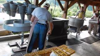 Day 1 - Poultry Processing - Processing Chickens