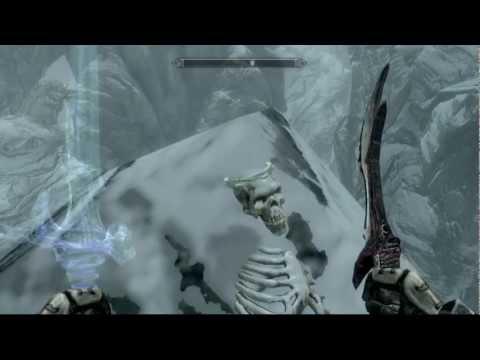 Skyrim DLC: Ancient Falmer Crown Location