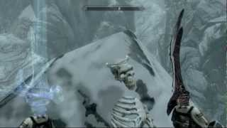 Skyrim DLC: Ancient Falmer Crown Location