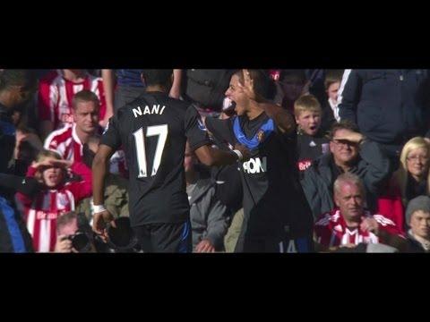 Chicharito Vs Stoke City Away HD 720p (24/10/2010)