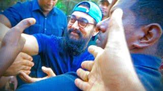 Aamir khan at Kollam