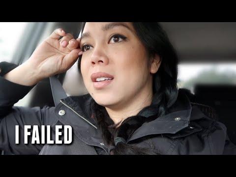 I failed miserably  - itsjudyslife