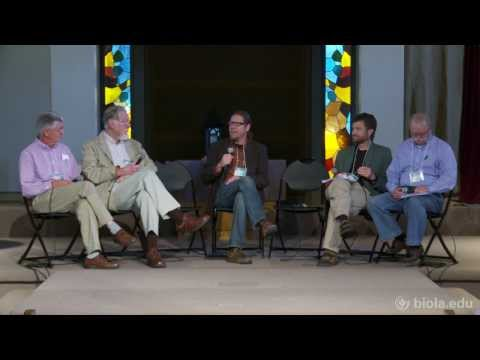 Panel 3: Neuroscience and the Soul Conference