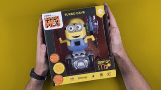 Unboxing the Despicable Me 3 Turbo Dave Minion MiP!