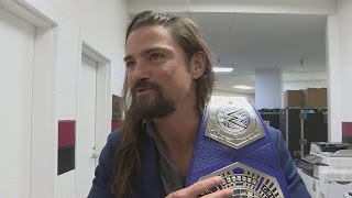 Kendrick believes his title defense is a foregone conclusion: WWE 205 Live Exclusive, Nov. 29, 2016