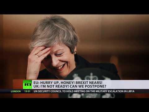 'Flexi-Brexit': Theresa May asks EU to delay Article 50 until June 30