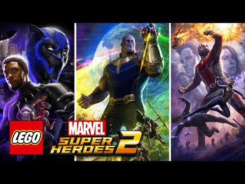 LEGO Marvel Super Heroes 2: Season Pass - Avengers: Infinity War Level Pack DLC And More Confirmed!