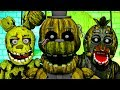 Five Nights at Freddy's Song (FNAF 3 SFM 4K)(Ocular Remix)