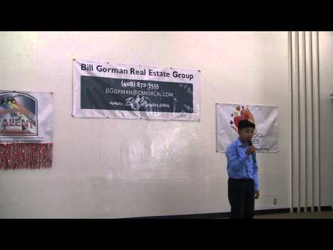 Video 3 of 10 - Saratoga has Talent Annual Competition 2015