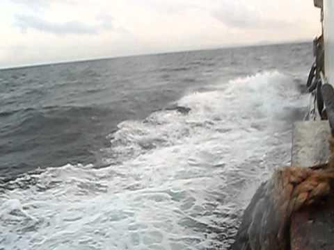Bad Weather Havelock to Port Blair Journey - Andaman and Nicobar Island