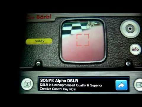 Retro Camera Plus iPhone Photography App Review