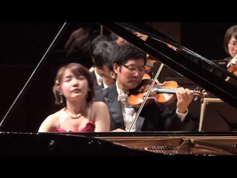 長富 彩(ピアノ)、ロレンツォ・ヴィオッティ指揮 大阪交響楽団/リスト:ピアノ協奏曲 第1番 (抜粋)