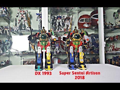 DairenOh Super Sentai Artisan VS DX Part 2