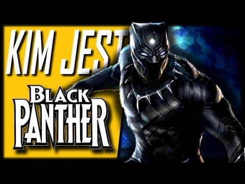 Kim jest Black Panther? Historia Black Panther [Ogarniając Universum - MARVEL]