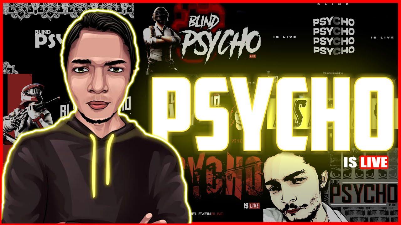 Terror Classics and Scrims LIVE | PsychoBLIND