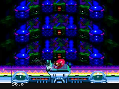 Play in Knuckles Chaotix part 8 (Speed Slider  act 5+Techno Tower  act 3+Marina Madness act 1).mp4